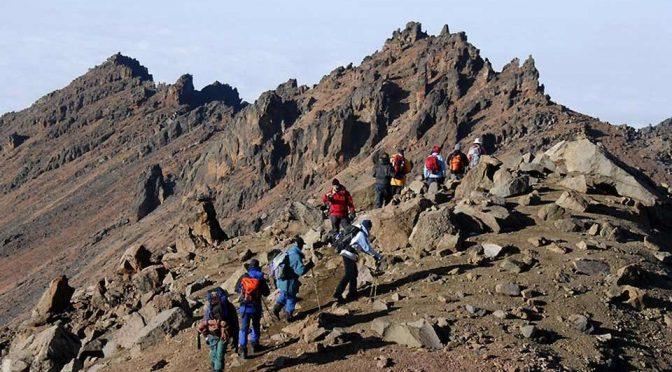 Visiter le parc national du mont Kenya pour de multiples raisons